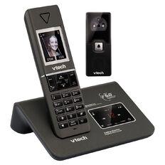 Vtech FS6726A  Cordless Door Phone Answer Machine Black