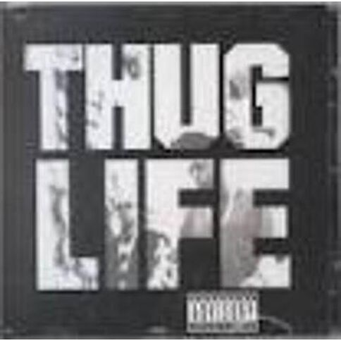 Thug Life Volume 1 CD by 2 Pac 1Disc