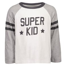 Hippo + Friends Toddler Boy Super Flock Tee
