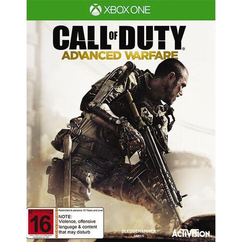 XboxOne Call of Duty Advanced Warfare