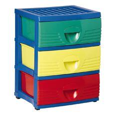 Taurus Childrens' Storage Unit 3 Drawer A2
