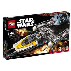 Star Wars LEGO Y-Wing Starfighter 75172