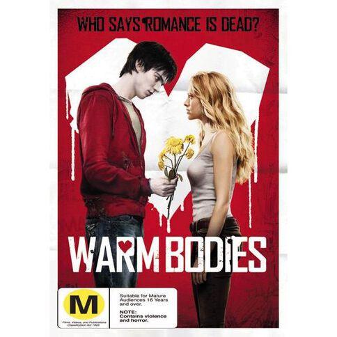 Warm Bodies DVD 1Disc