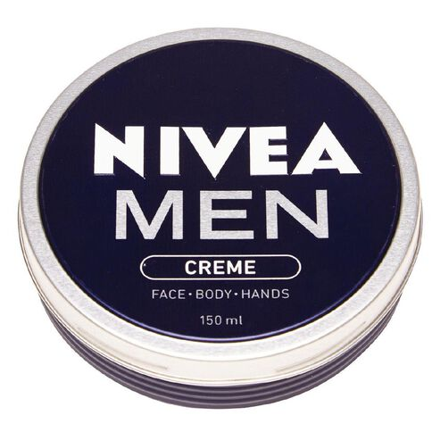 Nivea Men Creme Tin 150ml