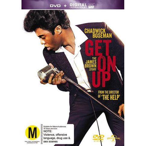 Get On Up DVD 1Disc