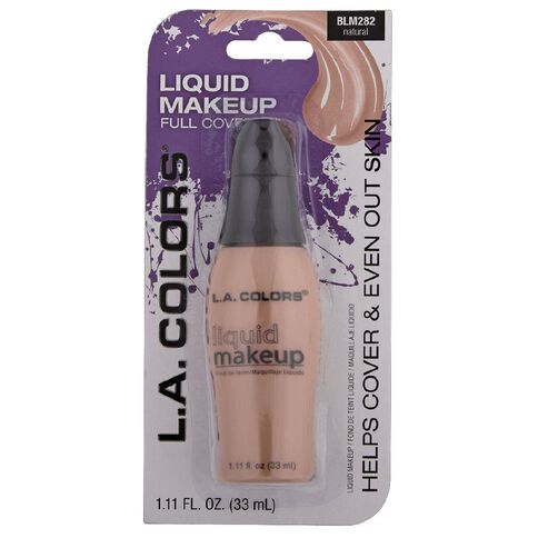 La Colors Liquid Makeup Natural BLM282