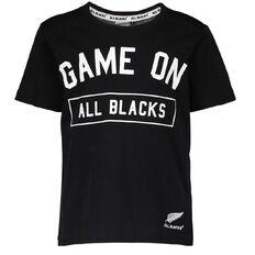 All Blacks Boys' Mesh Yoke Tee