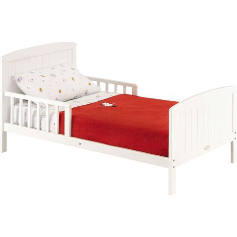 Mother's Choice Toddler Bed White