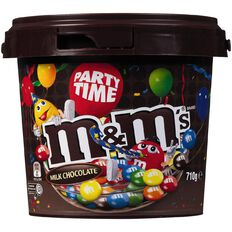 M&M's Chocolate Bucket 710g