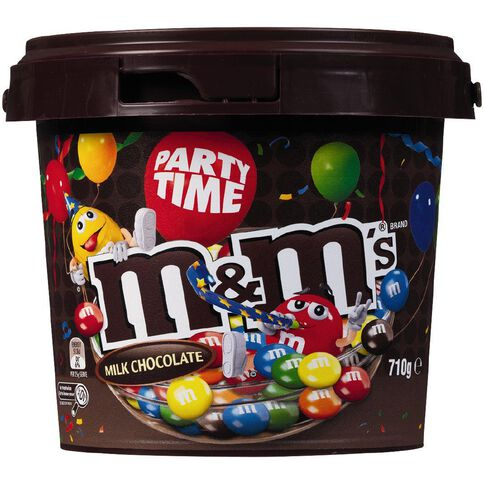 M&M's Chocolate Bucket 710g