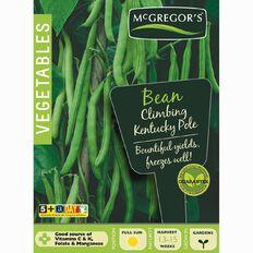 McGregor's Kentucky Pole Bean Vegetable Seeds