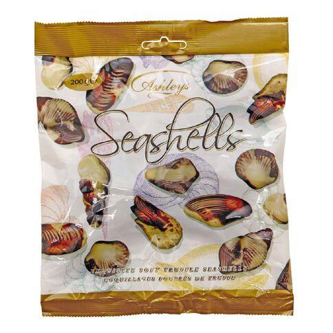 Ashley's Seashells Bags 200g