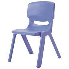 Living & Co Kids' Chair Blue
