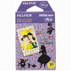 Disney Instax Alice in Wonderland Film 10 Pack