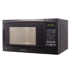Living & Co Microwave 20L 800W Black