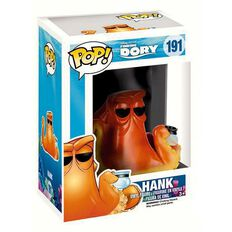 Pop Vinyl Finding Dory Hank