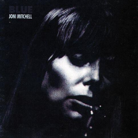 Mitchell Joni Blue. by Joni Mitchell CD