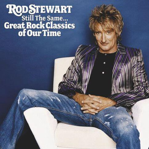 Still The Same: Great Rock CD by Rod Stewart 1Disc