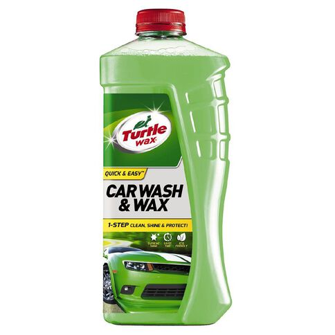 Turtle Wax Wash & Wax 1L
