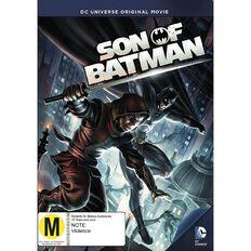 DC Universe Son of Batman DVD 1Disc