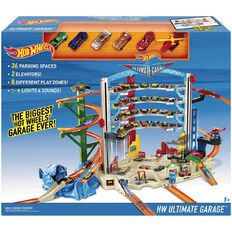 Hot Wheels Ultimate Garage Play Set