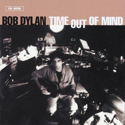 Time out of Mind CD by Bob Dylan 1Disc