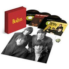 4LP Beatles The Singles Collection