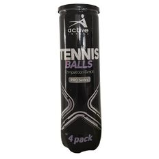 Active Intent Tennis Balls Premium 4 Pack