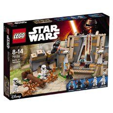 Star Wars LEGO Battle on Takodana 75139
