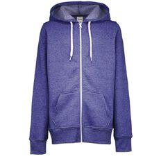 Basics Brand Women's Marle Zip-Thru Sweatshirt