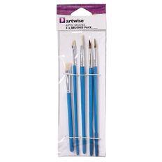 Artwise Brush Set 5 Pack