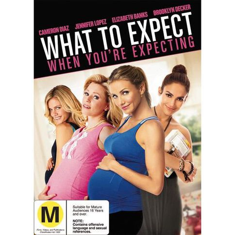 What To Expect When Youre Expecting DVD 1Disc