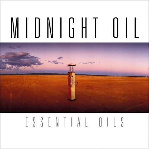 Essential Oils CD by Midnight Oil 2Disc