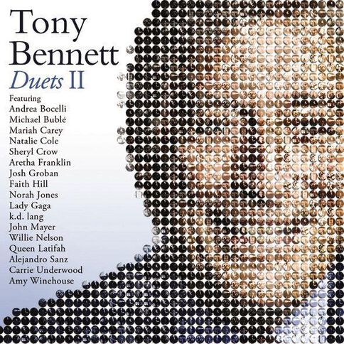 Duets II CD by Tony Bennett 2Disc