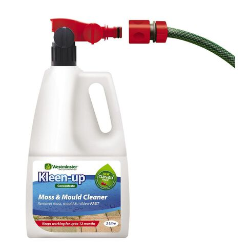 Westminster Kleen Up Moss and Mould Clip and Go 2L