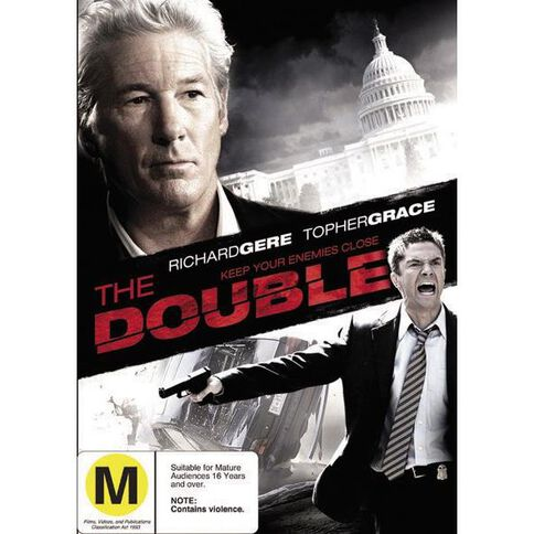 The Double DVD 1Disc