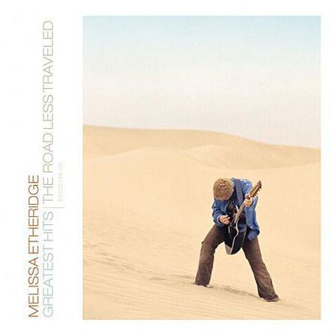 Road Less Travelled Greatest Hits CD by Melissa Etheridge 1Disc