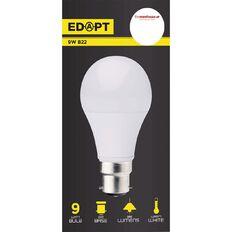 Edapt LED Bulb A60 B22 9W
