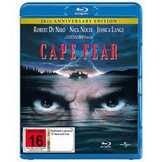 Cape Fear 1991 20Th Anniversary Edition Blu-ray 1Disc
