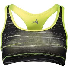Active Intent Women's Racer Crop Singlet
