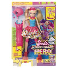 Barbie Video Game Feature Doll