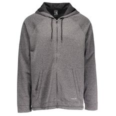 Active Intent Men's Cooldry Zip-Thru Sweatshirt
