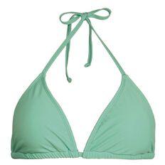 Beach Works Women's Triangle Bikini Top