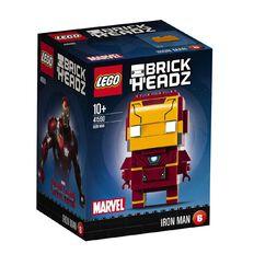 Marvel LEGO Brickheadz Iron Man 41590
