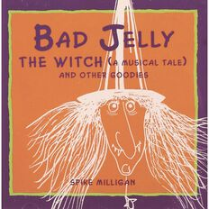 Bad Jelly The Witch CD by Spike Milligan 1Disc