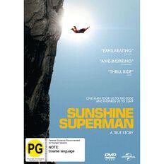 Sunshine Superman DVD 1Disc