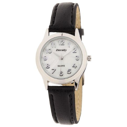 Eternity Women Watch Analog Black
