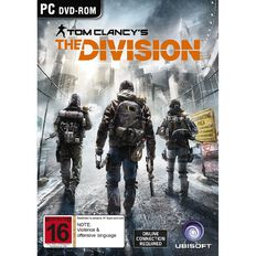 PC Games Tom Clancys The Division