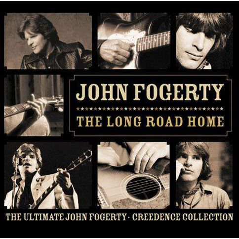 The Long Road Home The Ultimate Collection CD by John Fogerty 1Disc