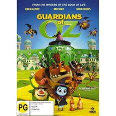 Guardians of Oz DVD 1Disc